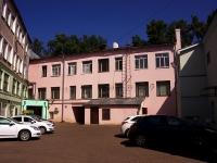 Казань, улица Щапова, дом 26 к.А. офисное здание