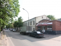 neighbour house: st. Chekhov, house 4Г. cafe / pub У Марселя