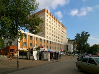 Kazan, Chekhov st, house 9. Apartment house