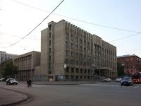 Kazan, research institute КазГражданПроект, ОАО, проектный институт, Chekhov st, house 10
