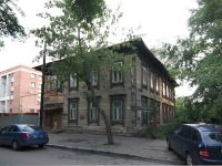 Kazan, Chekhov st, house 24. Apartment house
