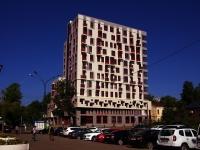 Казань, улица Чехова, дом 6Г. многоквартирный дом