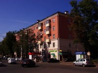 Kazan, Chekhov st, house 8. Apartment house