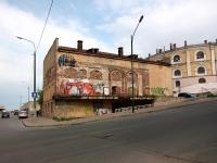 喀山市, Profsoyuznaya st, 房屋 1. 未使用建筑