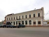 Казань, улица Профсоюзная, дом 4. многофункциональное здание
