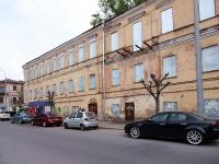 Kazan, Profsoyuznaya st, house 5. vacant building