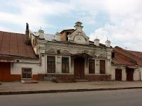 Казань, улица Профсоюзная, дом 12. индивидуальный дом