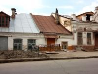 Казань, улица Профсоюзная, дом 14. индивидуальный дом