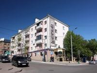 Казань, улица Профсоюзная, дом 23. многоквартирный дом