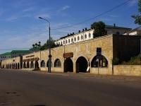 Казань, улица Профсоюзная, дом 1. неиспользуемое здание