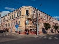 Казань, улица Профсоюзная, дом 5. неиспользуемое здание