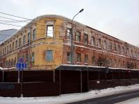 喀山市, Profsoyuznaya st, 房屋 5. 未使用建筑