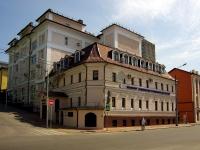 Казань, улица Профсоюзная, дом 13. многофункциональное здание