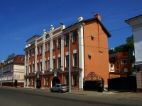 Казань, улица Профсоюзная, дом 15. синагога Хабад-Любавич