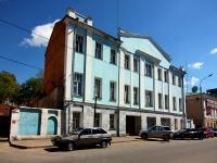 Казань, синагога Хабад-Любавич, улица Профсоюзная, дом 15