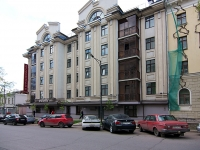 neighbour house: st. Teatralnaya, house 3. hotel