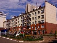 Казань, улица Театральная, дом 13. многоквартирный дом