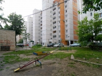 Kazan, Shmidt st, house 8. Apartment house