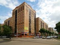 Казань, улица Лейтенанта Шмидта, дом 23. многоквартирный дом