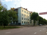 neighbour house: st. Shmidt, house 46. Apartment house