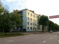 Казань, улица Лейтенанта Шмидта, дом 46. многоквартирный дом