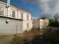 Kazan, Nikolay Ershov st, house 4. multi-purpose building