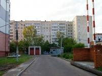 Казань, улица Николая Ершова, дом 8. многоквартирный дом