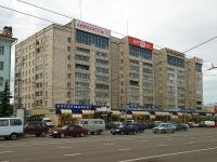Kazan, Nikolay Ershov st, house 8. Apartment house