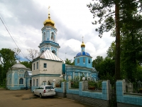 neighbour house: st. Nikolay Ershov, house 25 к.1. church Святых благоверных князей Феодора, Давида и Константина Ярославских чудотворцев