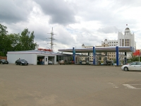 neighbour house: st. Nikolay Ershov, house 27. fuel filling station