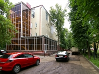neighbour house: st. Nikolay Ershov, house 28А. office building