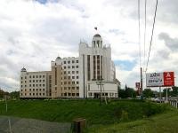 Kazan, Nikolay Ershov st, house 29Б. multi-purpose building
