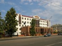 喀山市, 管理机关 Министерство транспорта и дорожного хозяйства Республики Татарстан, Nikolay Ershov st, 房屋 31А