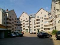 Kazan, Nikolay Ershov st, house 49Д. Apartment house