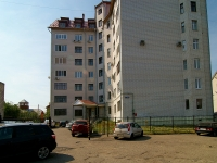 Kazan, Nikolay Ershov st, house 49Г. Apartment house