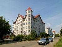 neighbour house: st. Nikolay Ershov, house 49В. Apartment house