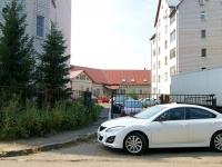 喀山市, Nikolay Ershov st, 房屋 49В. 公寓楼