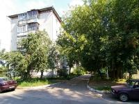 Kazan, Nikolay Ershov st, house 55Б. Apartment house