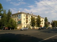 neighbour house: st. Nikolay Ershov, house 55. Apartment house