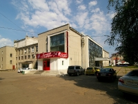 neighbour house: st. Nikolay Ershov, house 57А. community center