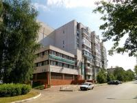 Казань, улица Николая Ершова, дом 57Б. многоквартирный дом