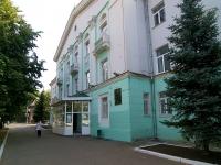 Казань, институт Казанский кооперативный институт, улица Николая Ершова, дом 58