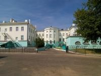Kazan, st Nikolay Ershov, house 58. institute