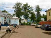 Казань, улица Николая Ершова. Арское кладбище