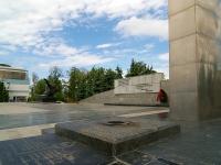 Kazan, square парка Горького (Арское поле)Nikolay Ershov st, square парка Горького (Арское поле)