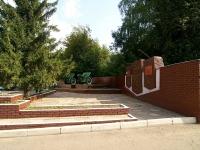 Казань, улица Николая Ершова. памятный знак вход в Артиллерийское училище