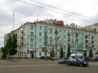 Казань, улица Зинина, дом 2. многоквартирный дом