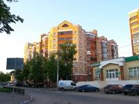 Казань, улица Зинина, дом 3. многоквартирный дом