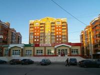 Казань, улица Зинина, дом 5. жилой дом с магазином