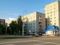 Казань, улица Зинина, дом 15. многоквартирный дом